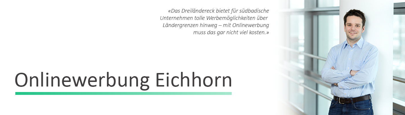 Onlinewerbung Eichhorn